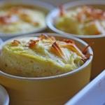 Cauliflower Soufflés