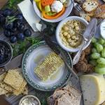 Farmers' Market Cheese Plate