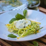 Zucchini and Summer Squash Nests