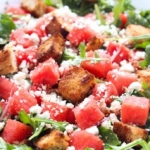 IT'S TIME TO SPRUCE THINGS UP | Watermelon & Chicken Panzanella