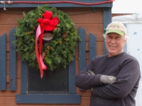 Holiday Wreaths Complete the Circle of Farmer's Season