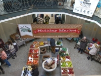 Local Artisans Enrich Holiday Offerings at Saratoga Farmers' Market