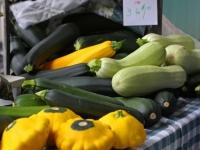 Eating 'The Rainbow', Farmers' Market Style