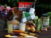 From Farm To Picnic: Filling your basket at the market