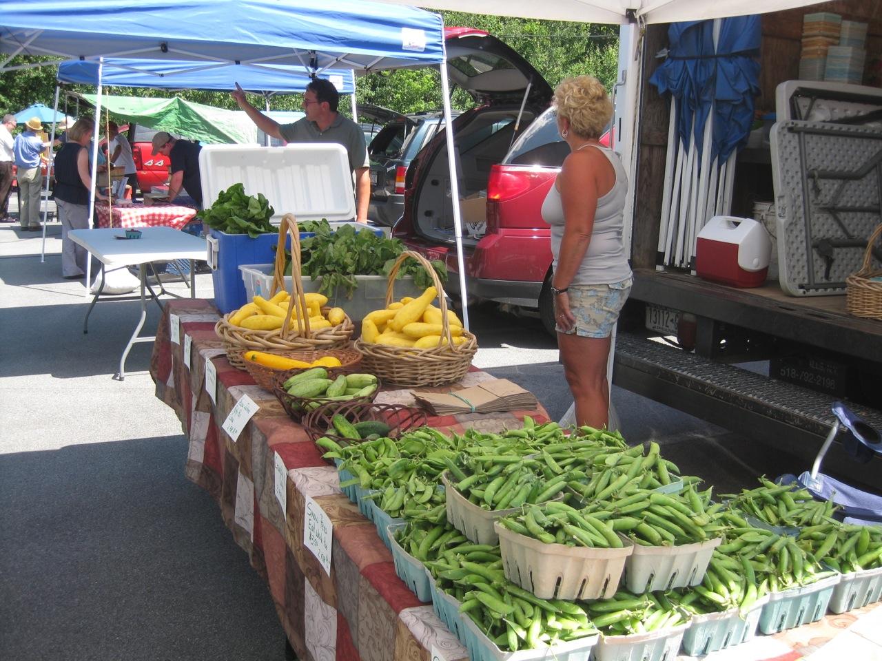 July 3: Clifton Park Market Opens