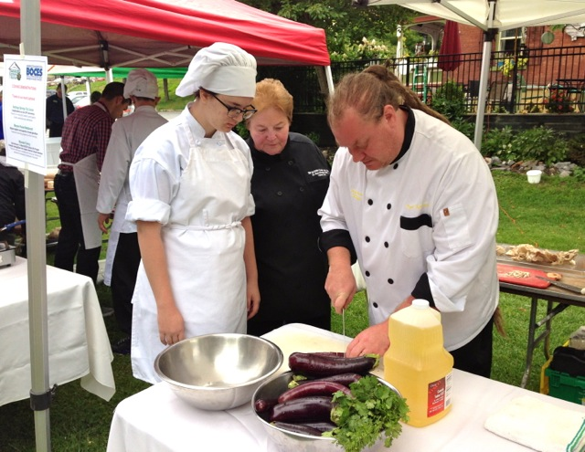 Recipes for Market Cooking Demos