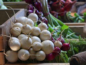 Hakurei Turnips