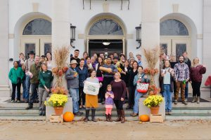 Opening day at Saratoga indoor Farmers' Market