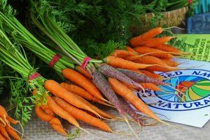 Saratoga Farmers Market by Pattie Garrett