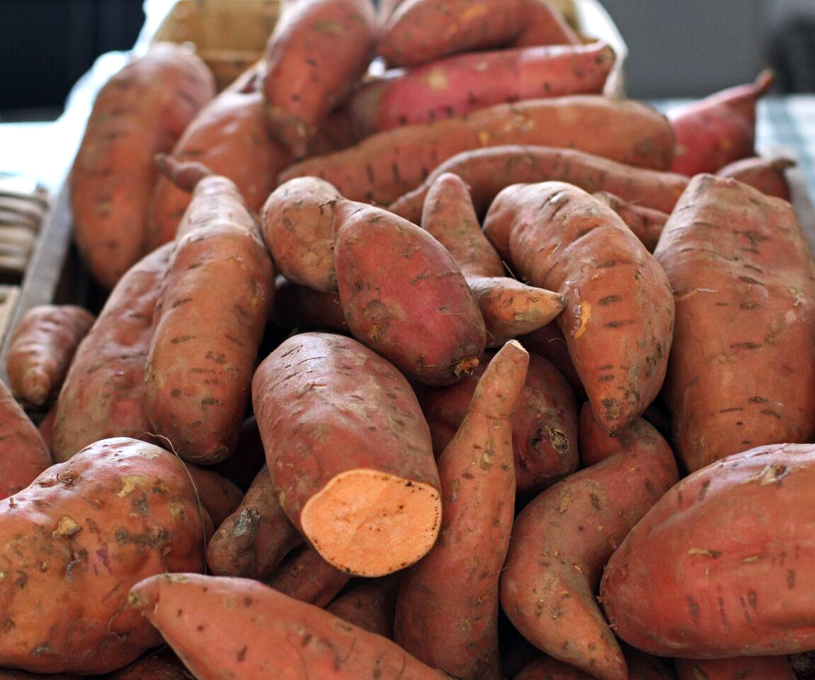 Locally Grown Sweet Potatoes Add a Fat-Free, Nutritional Boost