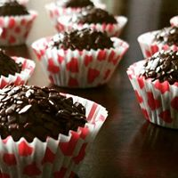 Chocolate brigadeiros from Bon Bon Brazil
