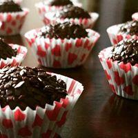 Chocolate brigadeiros from Bon Bon Brazil