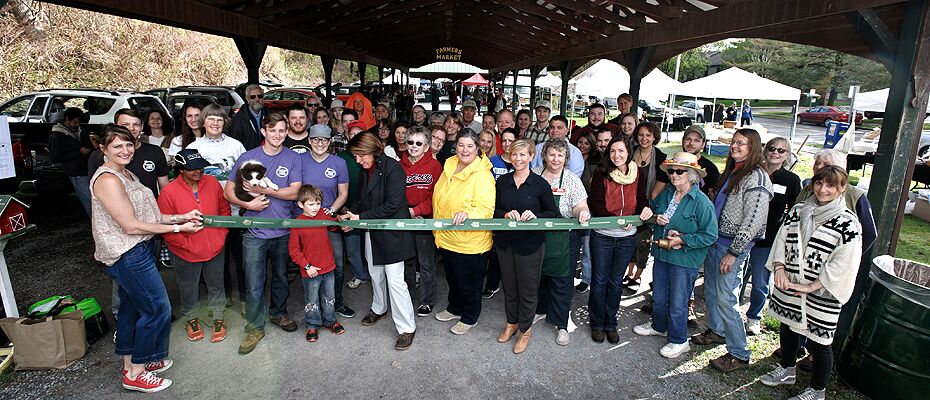 Market Creates Community at High Rock Park
