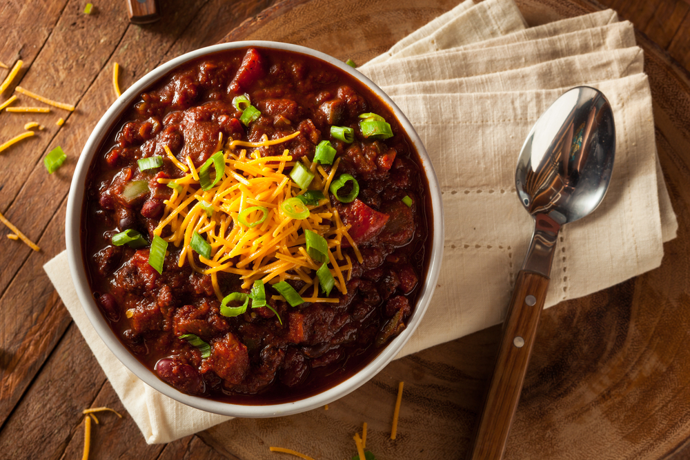 Mayan Spice Chocolate Chili