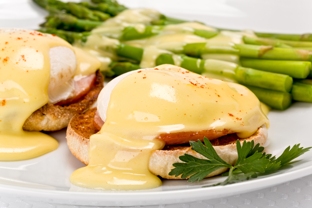 Easy, Almost Instant, Hollandaise Sauce