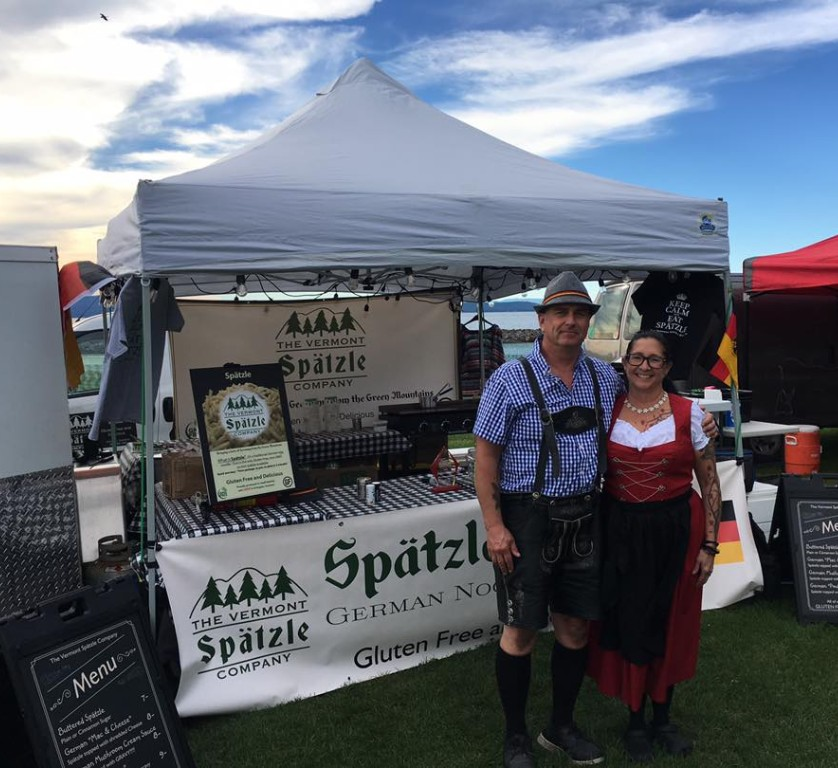 New Vendor Brings Spätzle Love to Wednesday Market