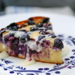 Blueberry Breakfast Cake