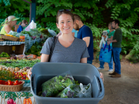 Local Restaurants Use Products from Saratoga Farmers' Market Vendors