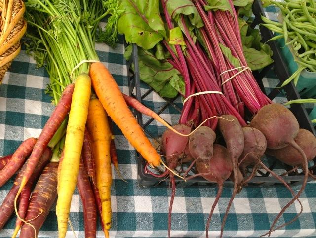 Malta Market Vegetables
