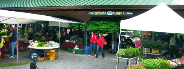 Outdoor Market Opens May 1