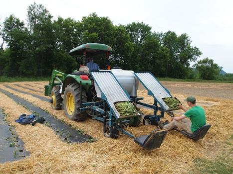 September 20: Farm Aid Farm Tours