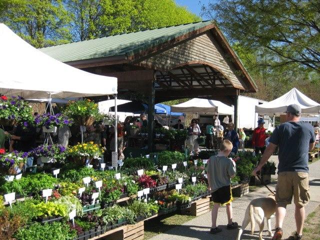 May 3: Opening at High Rock Park