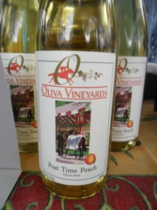 Oliva Vineyards at Saratoga Farmers' Market