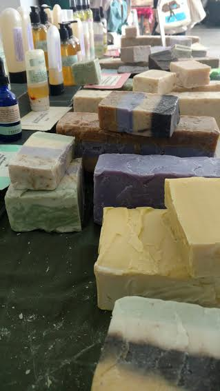 Lorna Maskell's Soaps 2