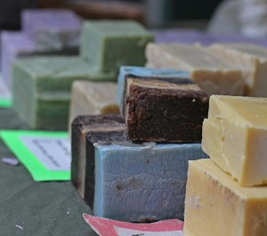 Lorna Maskell's Soaps 3