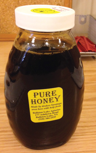 Ballston Lake Apiaries Honey