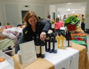 Northern Cross Vineyards at Saratoga Farmers' Market