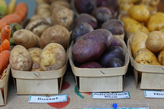 Potatoes: Starch, Waxy, and Those In-Between | Did You Know…