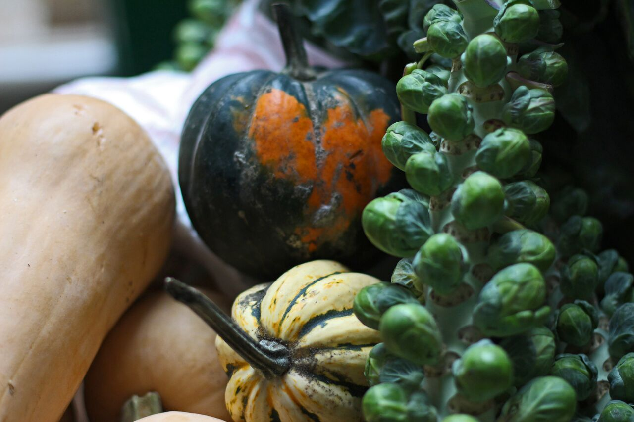 World's Easiest Acorn Squash Recipe