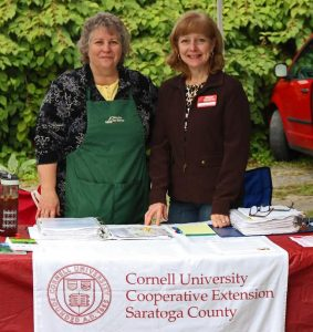 Cornell Master Gardeners Photo by Pattie Garrett