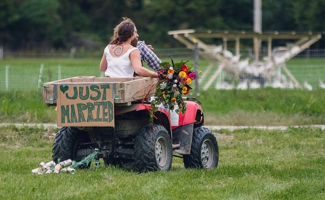 Growing Love on the Farm