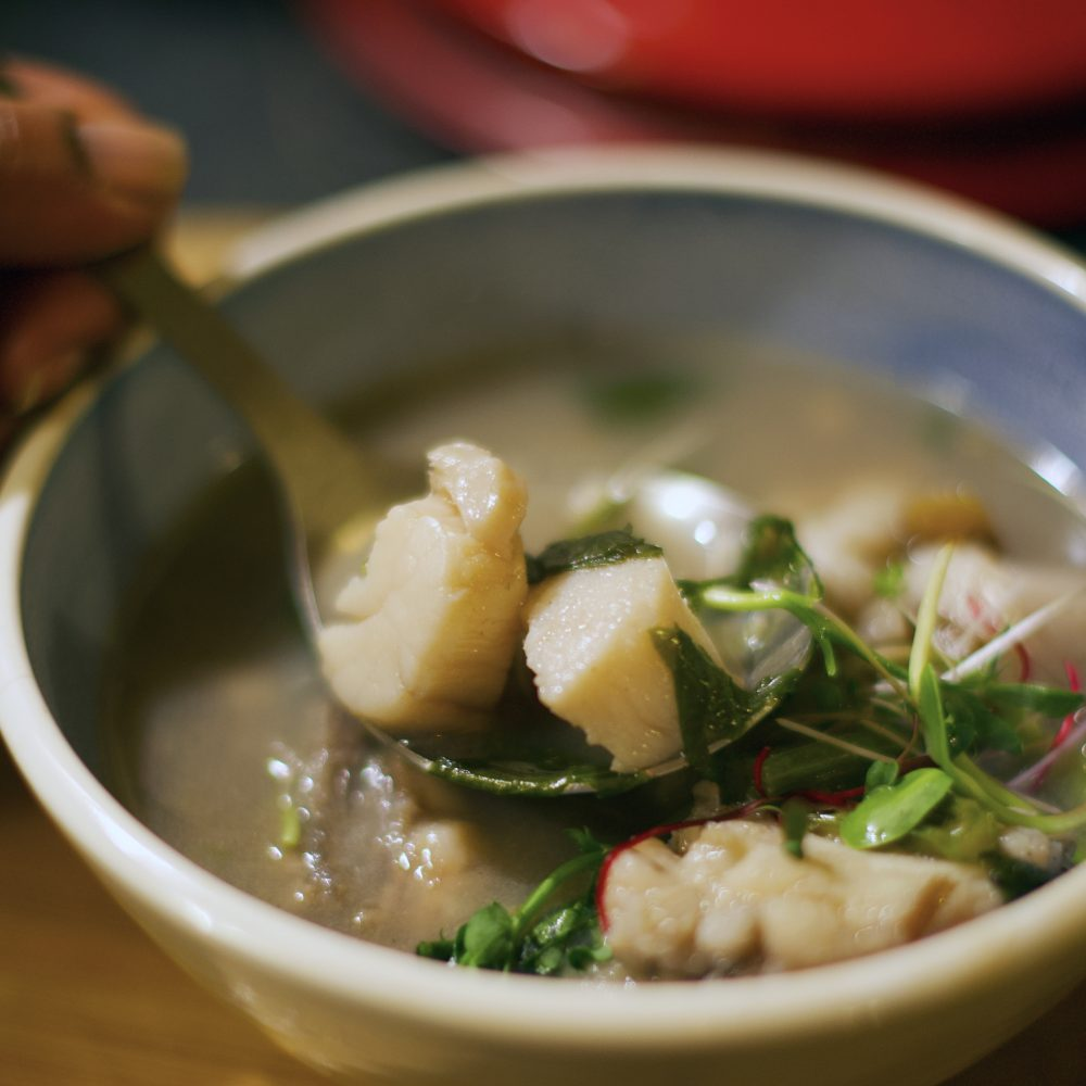 Sea Scallop Stew