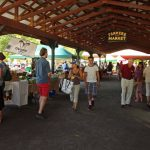 Wednesdays at the Saratoga Farmers' Market